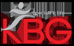 KBG Fit Life Logo
