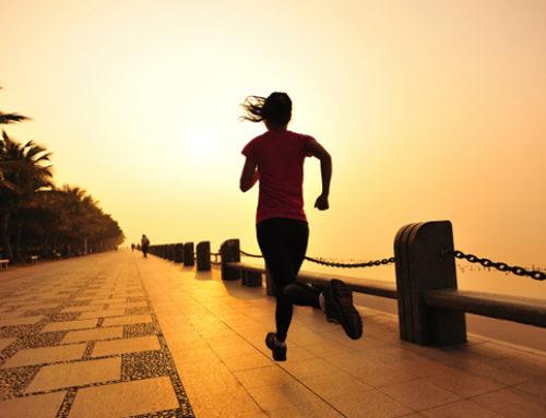 Running is Freedom